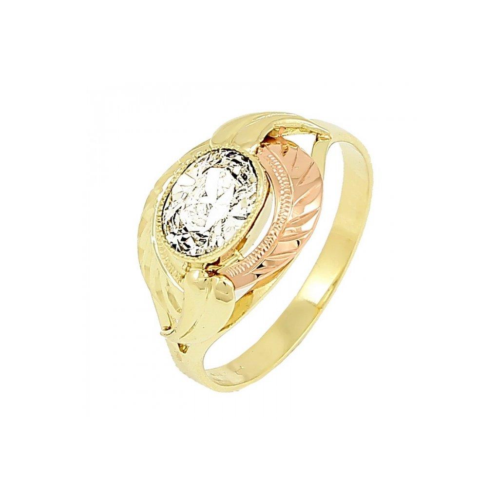Zlatý prsteň 2246/ZC/X