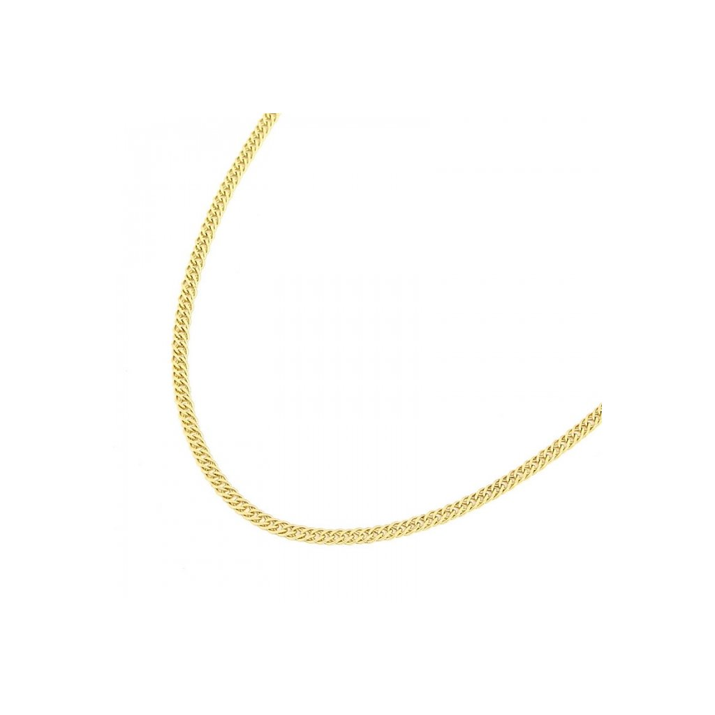 Zlatá retiazka - rombo 2651