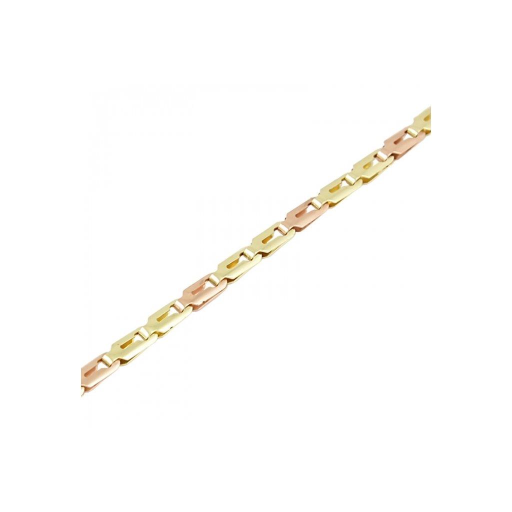 Zlatá retiazka 26443/ZC