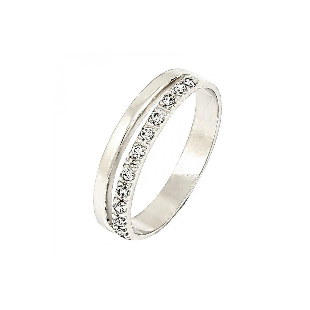 diamantový prsteň 22114