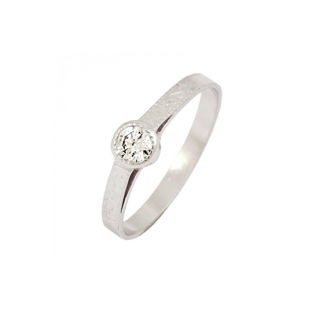 Zlatý prsteň 22124/B/X