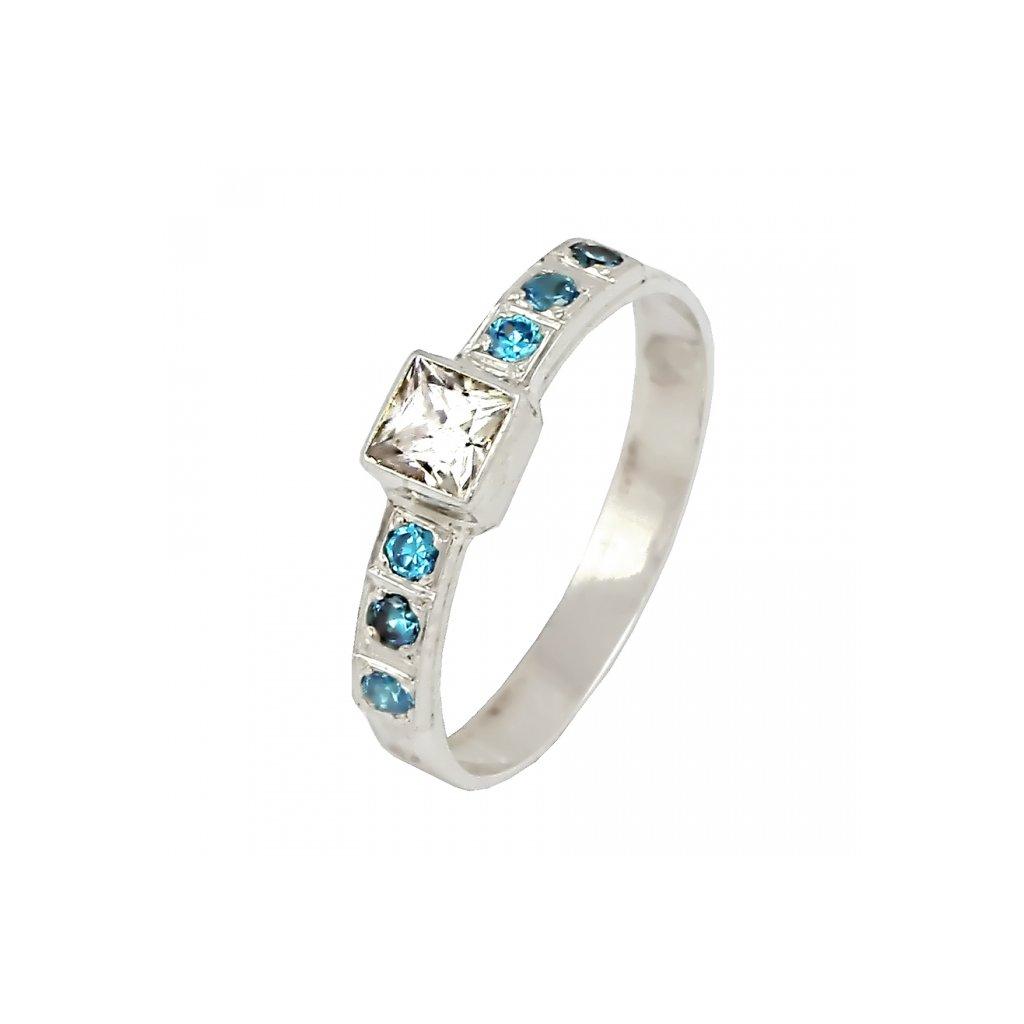 Zlatý prsteň 2222/B/XT