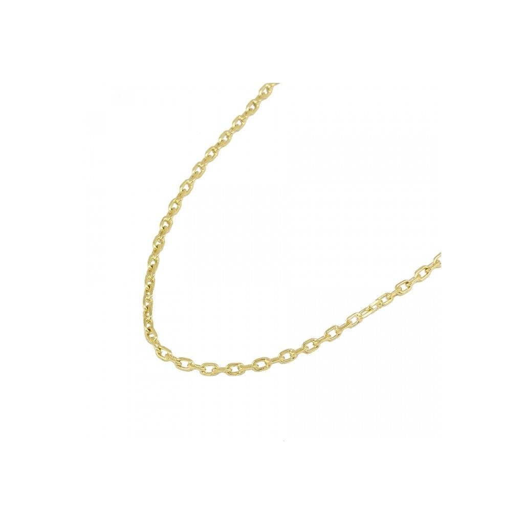 Klasická retiazka zo žltého zlata 2679Z