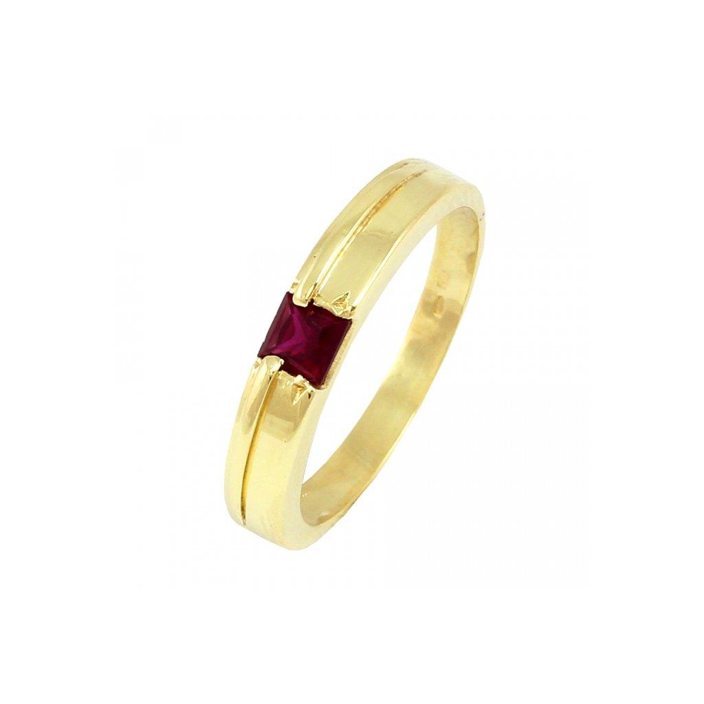 Zlatý prsteň 22134/Z/X