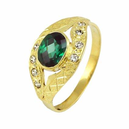 Zlatý prsteň 2293/Z/ZX