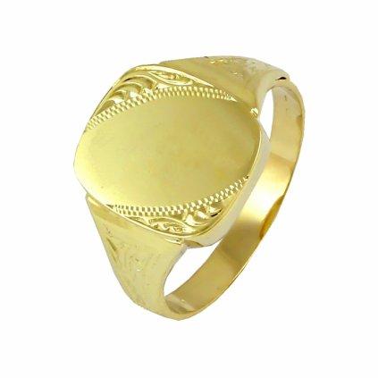 Zlatý prsteň 22141/Z