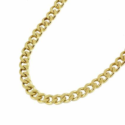 Zlata retiazka pancier 2607Z/1.35