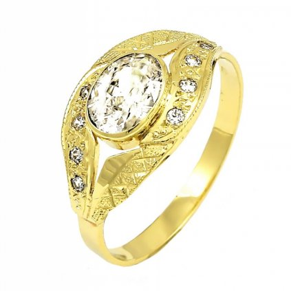 Zlatý prsteň 2293/Z/X