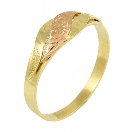 Zlatý prsteň 2232/Z