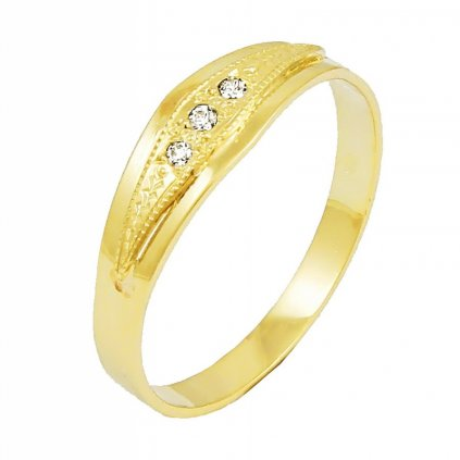 Zlatý prsteň 2262/Z/X
