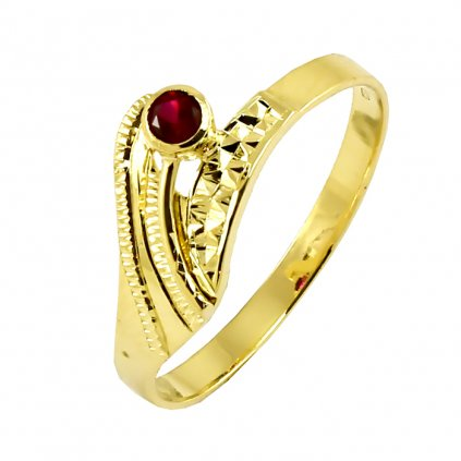 Zlatý prsteň 2237/Z/CX