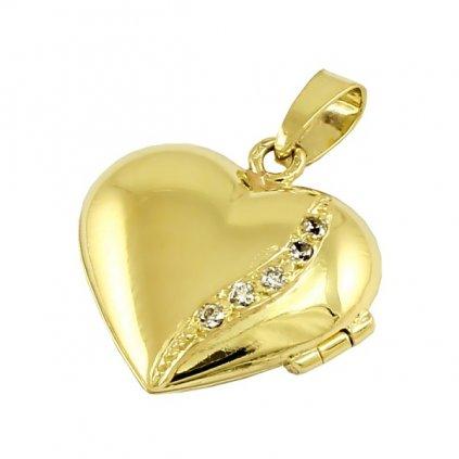 Zlatý prívesok 2446/Z/X
