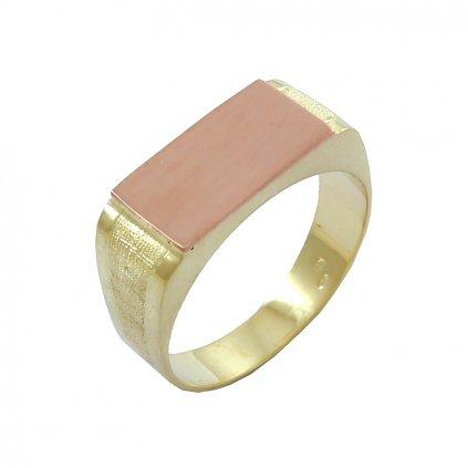 Pánsky pečatný prsteň 22123 ZC