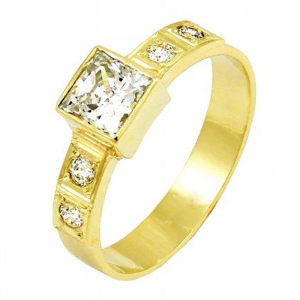 Zlatý prsteň 2222/Z/X