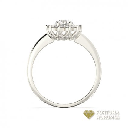 Zlatý prsteň 2280/B/X
