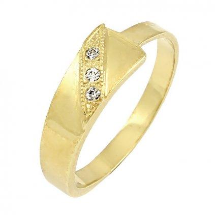 Zlatý prsteň 2264/Z/X