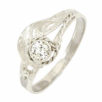 Zlatý prsteň 2258/B/X