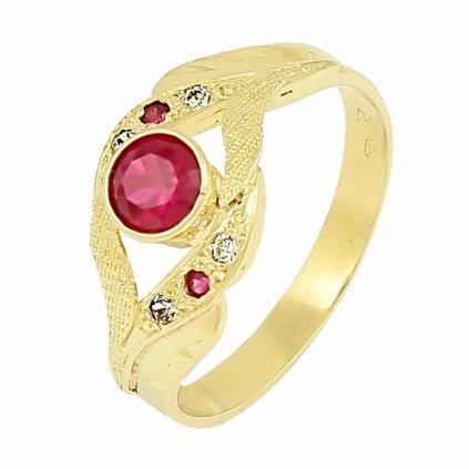 Zlatý prsteň 2292/Z/CX