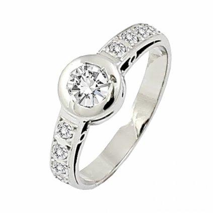 Zlatý prsteň 2213/B/X