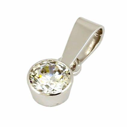 Zlatý prívesok 2475-6/B/X