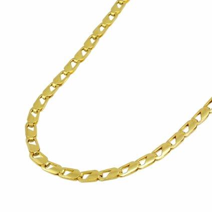 Retiazka zo žltého zlata 26436Z