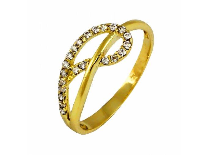 Zlatý prsteň 22118/Z/X