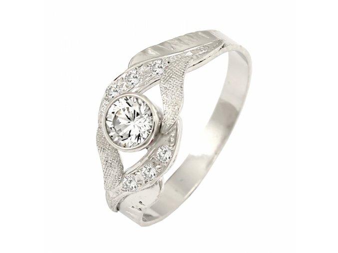 Zlatý prsteň 2292/B/X
