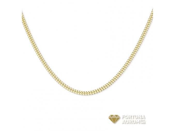 Zlatá retiazka 2607-š35/Z