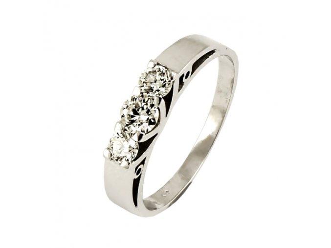 Zlatý prsteň 22146/B/X