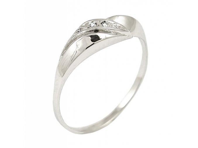 Zlatý prsteň 2285/B/X