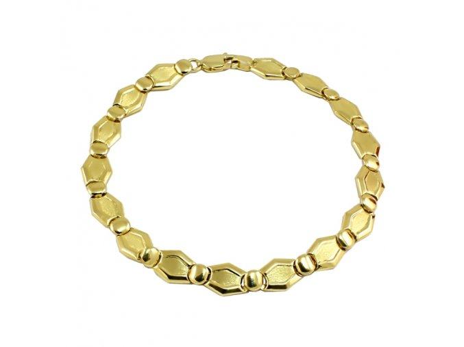 Zlatý náramok 25440/Z