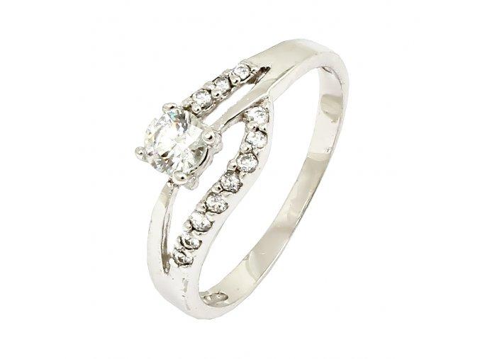 Zlatý prsteň 2249/B/X