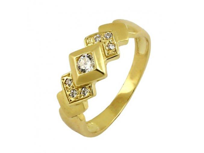Zlatý prsteň 15241