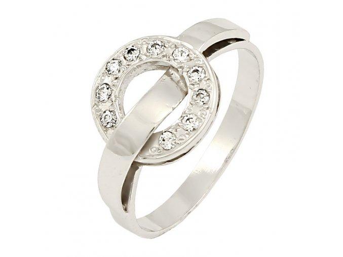 Zlatý prsteň 2252/B/X