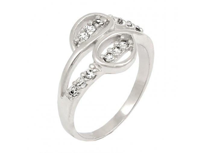 Zlatý prsteň 2265/B/X