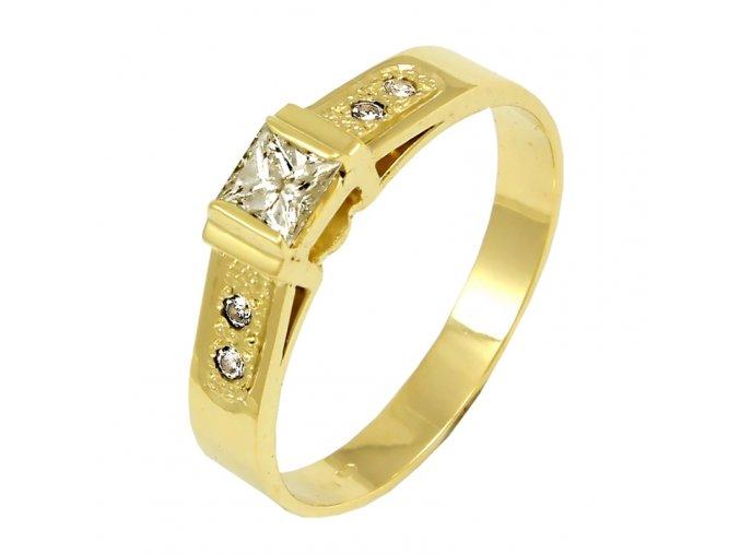 Zlatý prsteň 2251/Z/X
