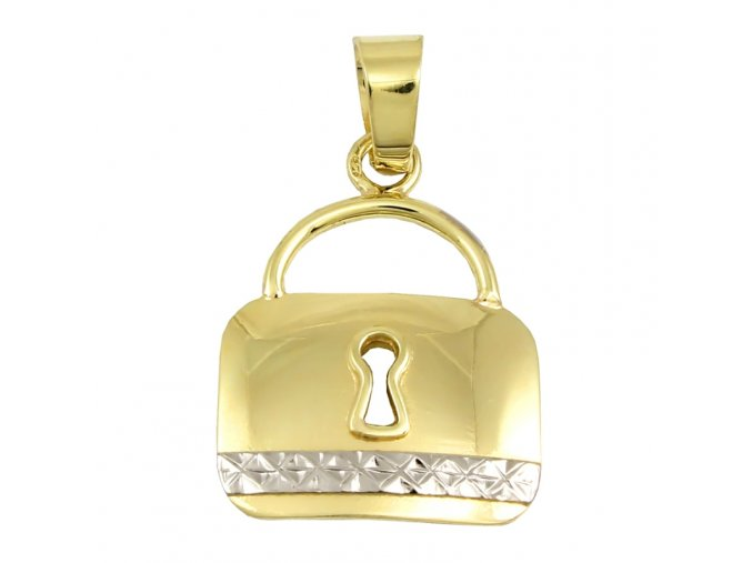 Zlatý prívesok 2458/ZB