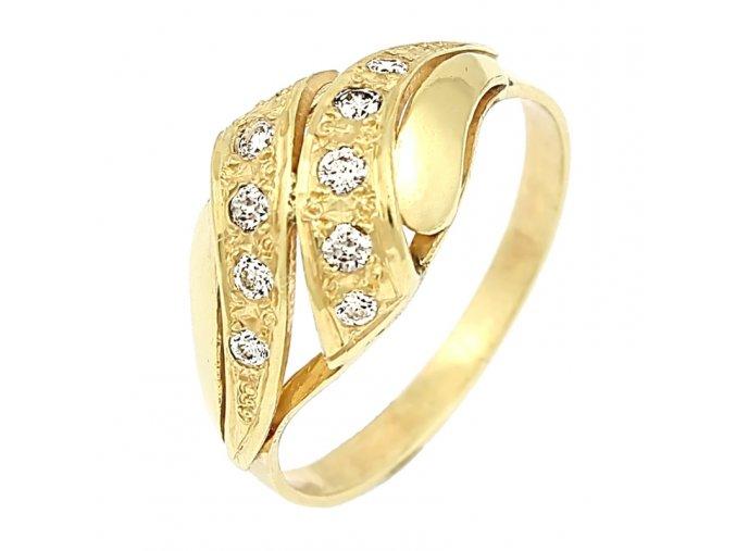 Zlatý prsteň 2271/Z/X