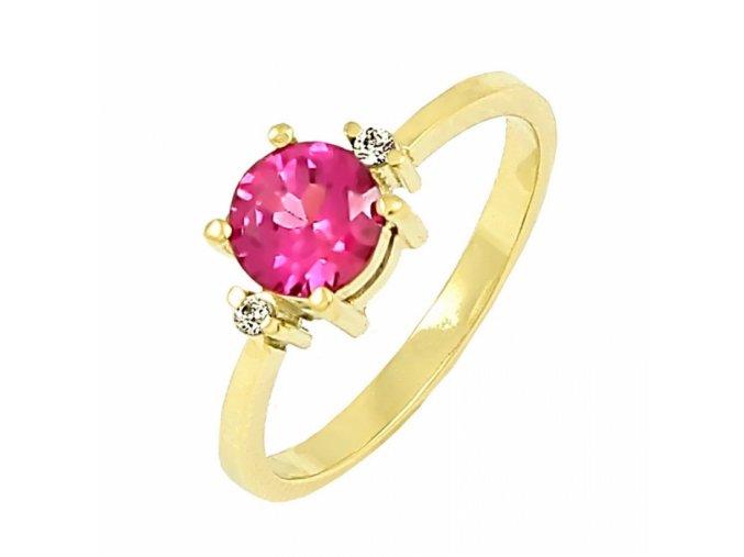 Zlatý prsteň 2274/Z/CX