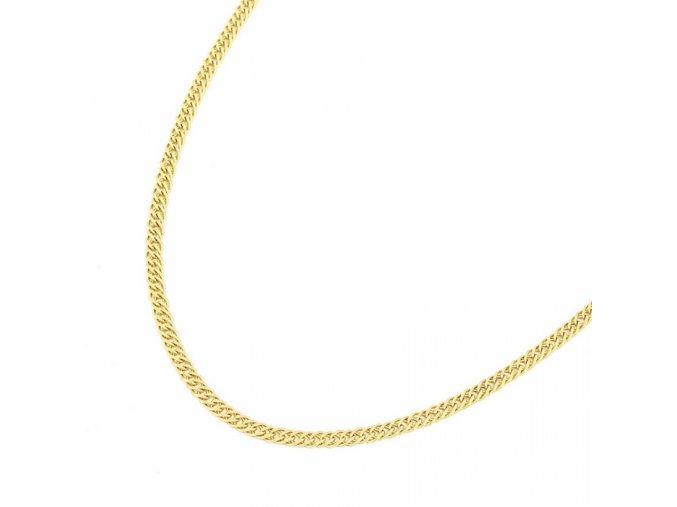 Zlatá retiazka 2651/0.4/Z