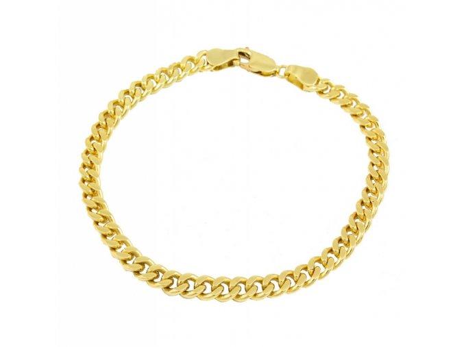 Zlatý náramok 2507/1.50/Z