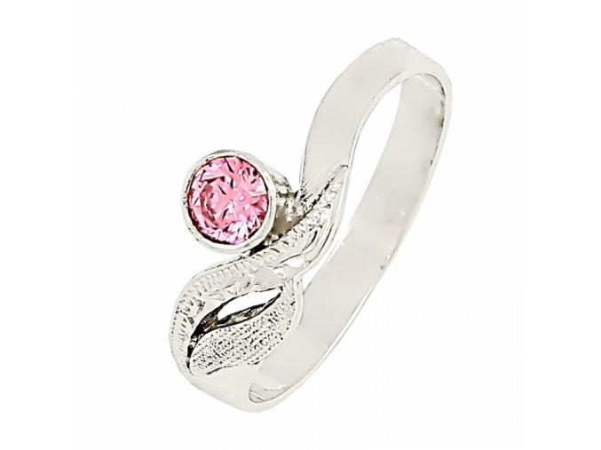 Zlatý prsteň 2224/B/R