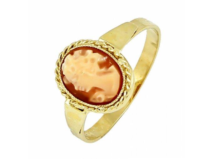 Zlatý prsteň 22117/Z/K