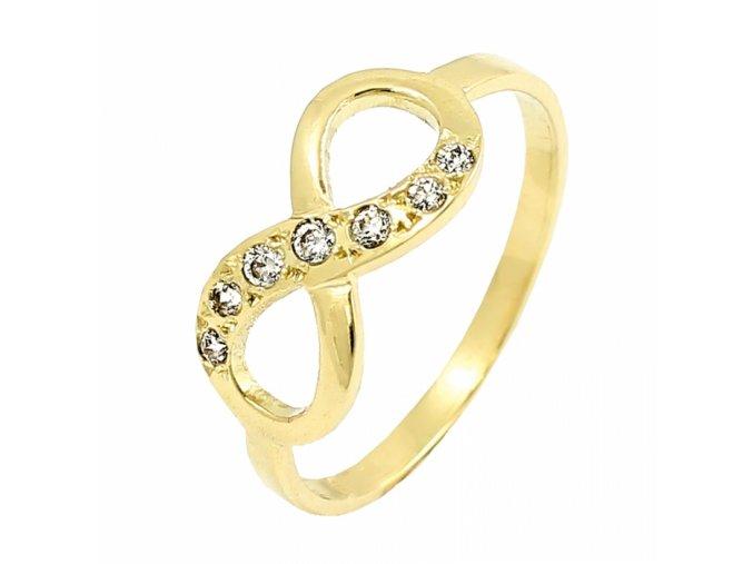 Zlatý prsteň 22119/Z/X