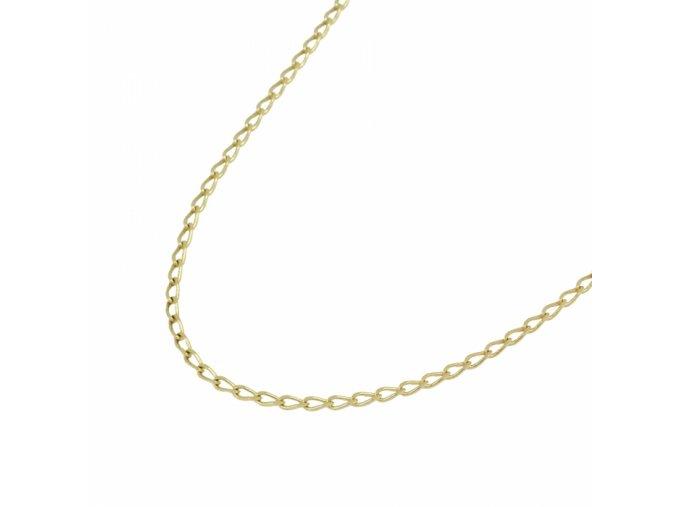 Zlatá retiazka 2606/0.4/Z