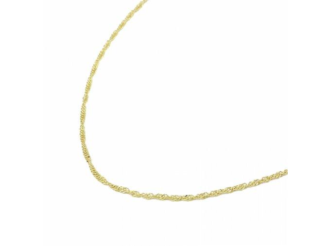 Zlatá retiazka 2666/Z