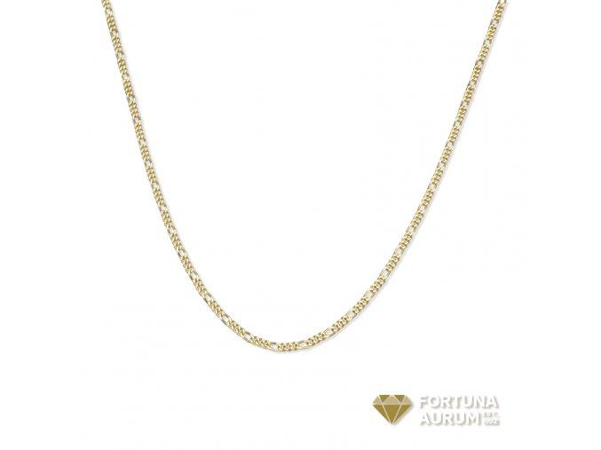 Zlatá retiazka 2608/0.4/Z