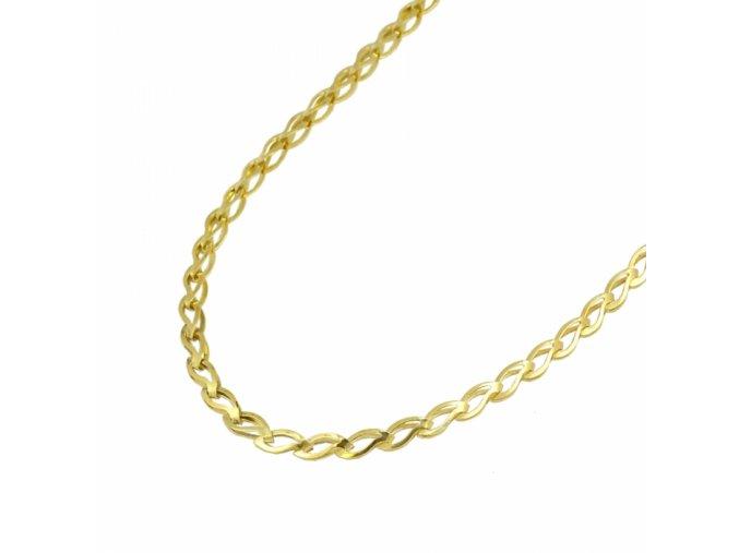 Zlatá retiazka 26426/Z