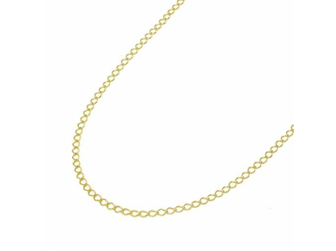 Zlatá retiazka 2667/0.4/Z