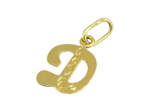 Zlatý prívesok 2404-D/Z